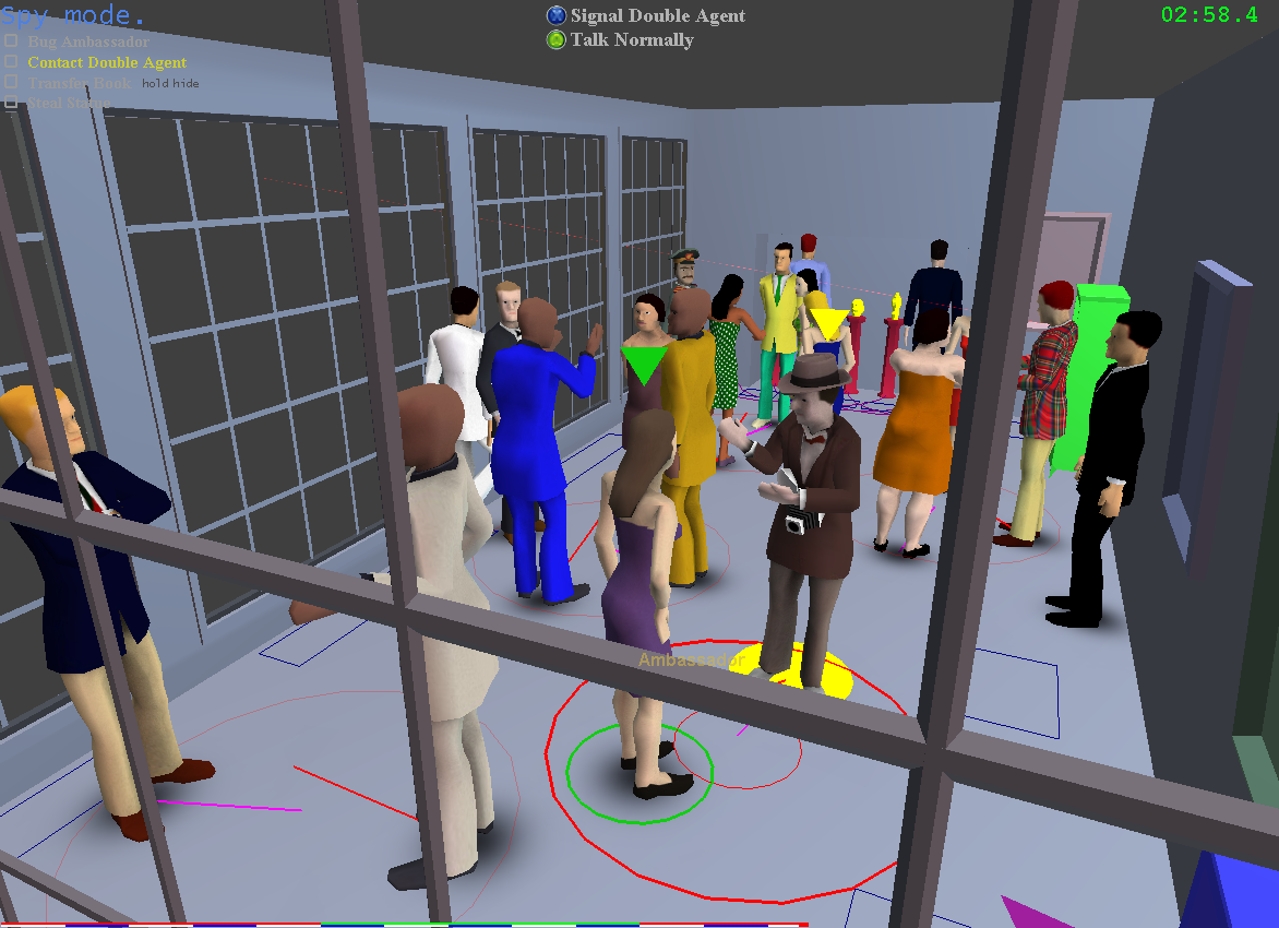 SpyParty screenshot