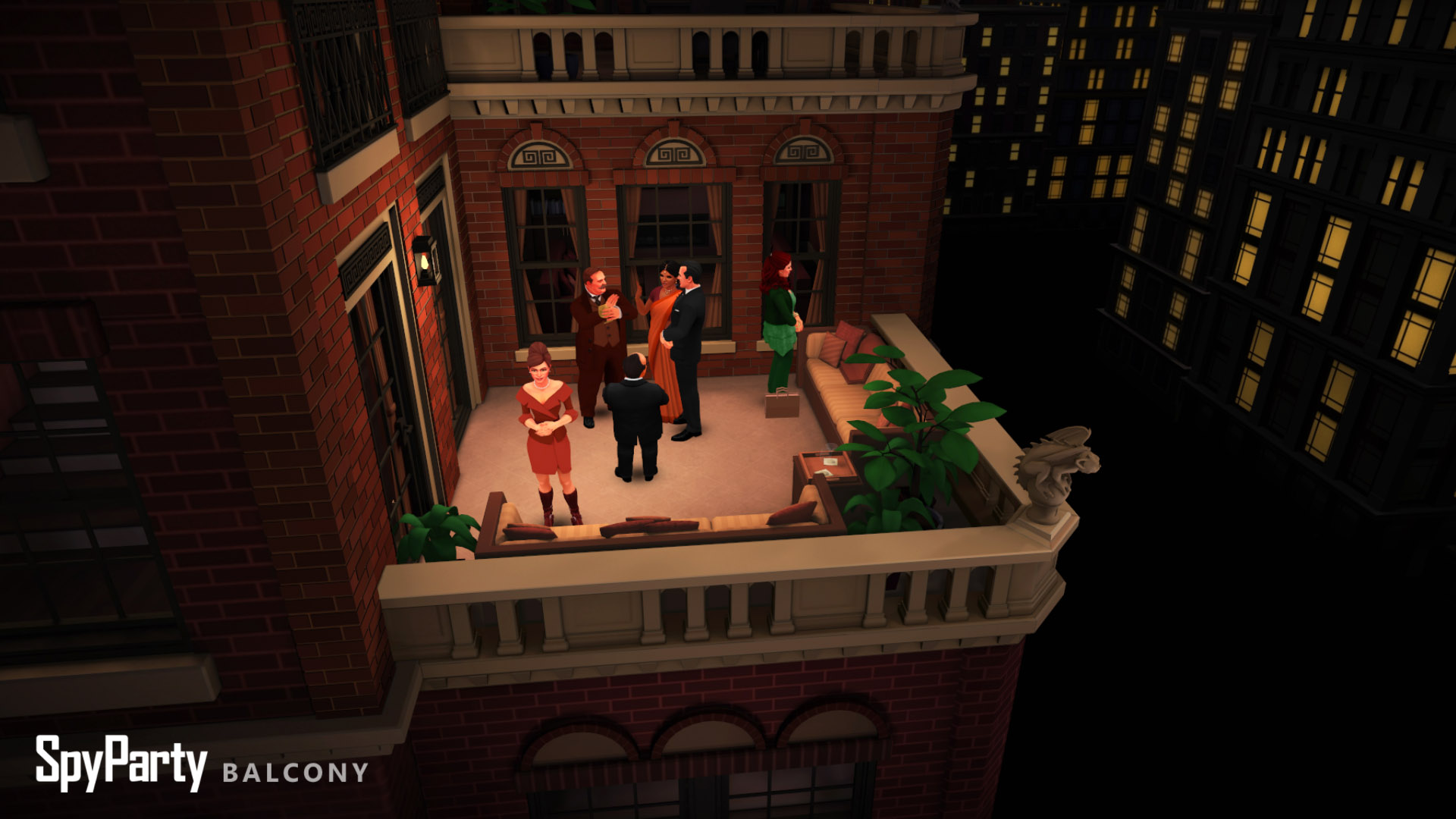 SpyParty – A Spy Game About Subtle Behavior » Blog