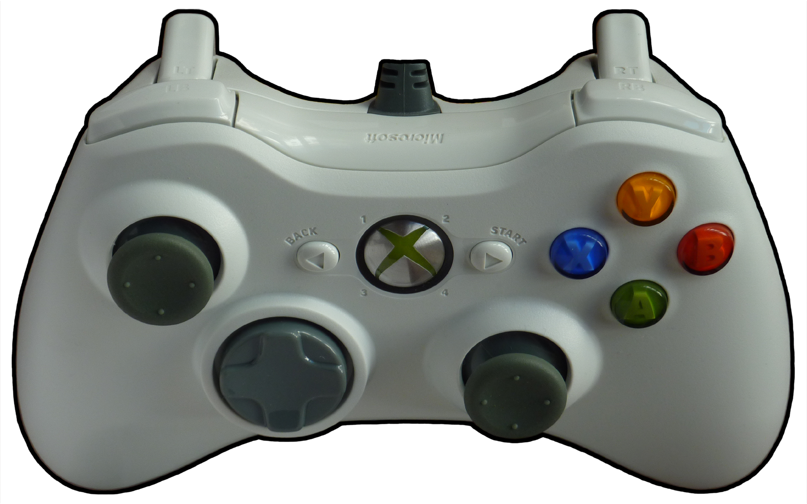 useful  Here   s the photoshop PSD  xbox 360 controller zip  24mbXbox Controller Png