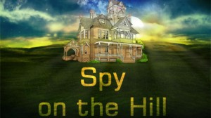 Spy on the Hill's sweet logo