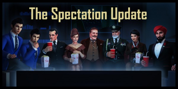 John did this awesome image for The Spectation Update!