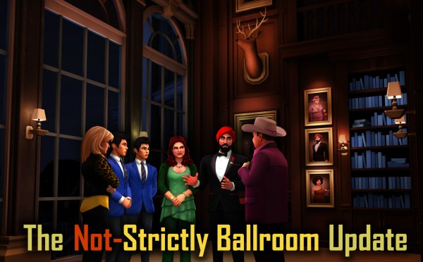 The Not-Strictly Ballroom Update